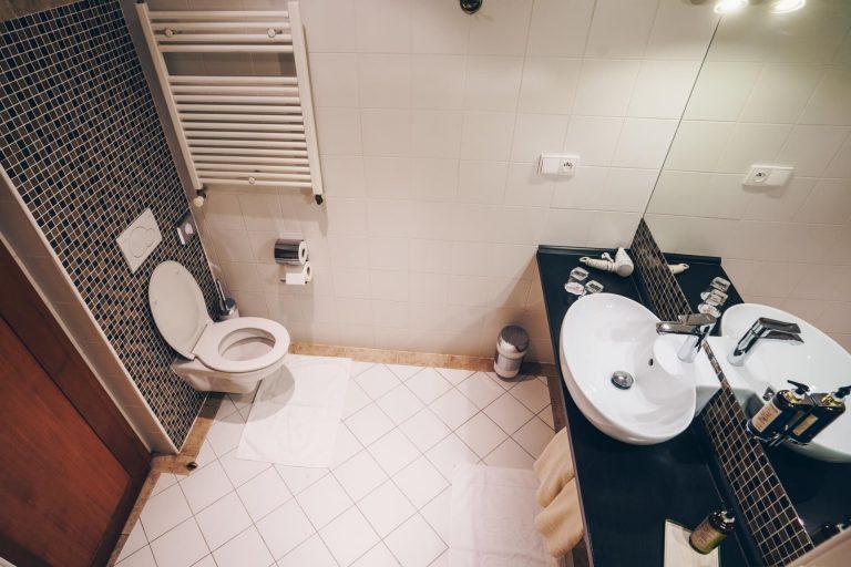 Hotel Solisko - kúpeľňa 2