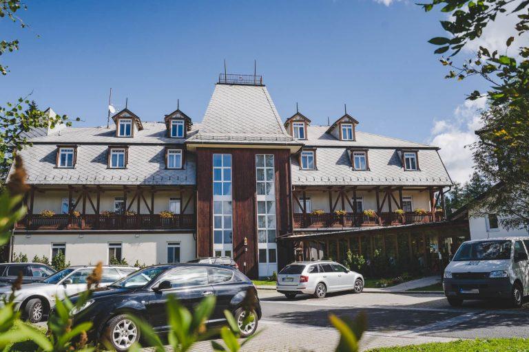 Hotel Solisko parkovisko