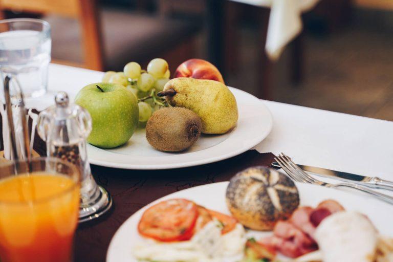 Raňajky Hotel Solisko X