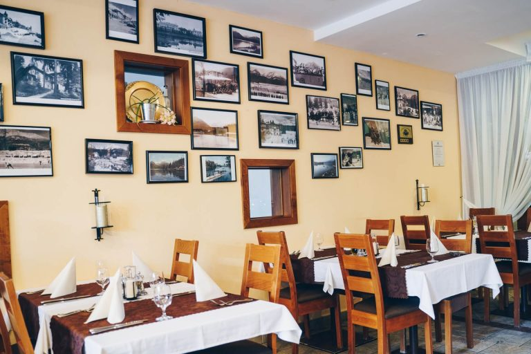 Reštaurácia Al Lago