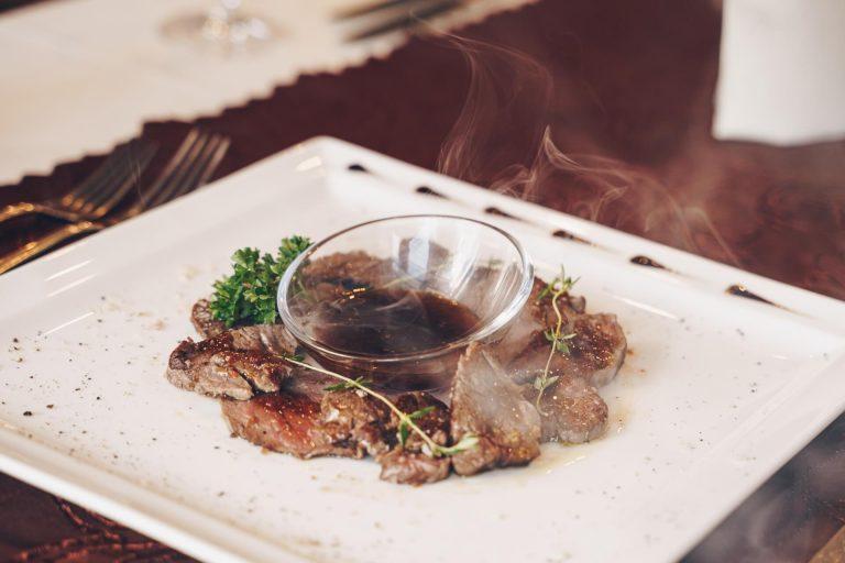 Reštaurácia mäsité jedlá II